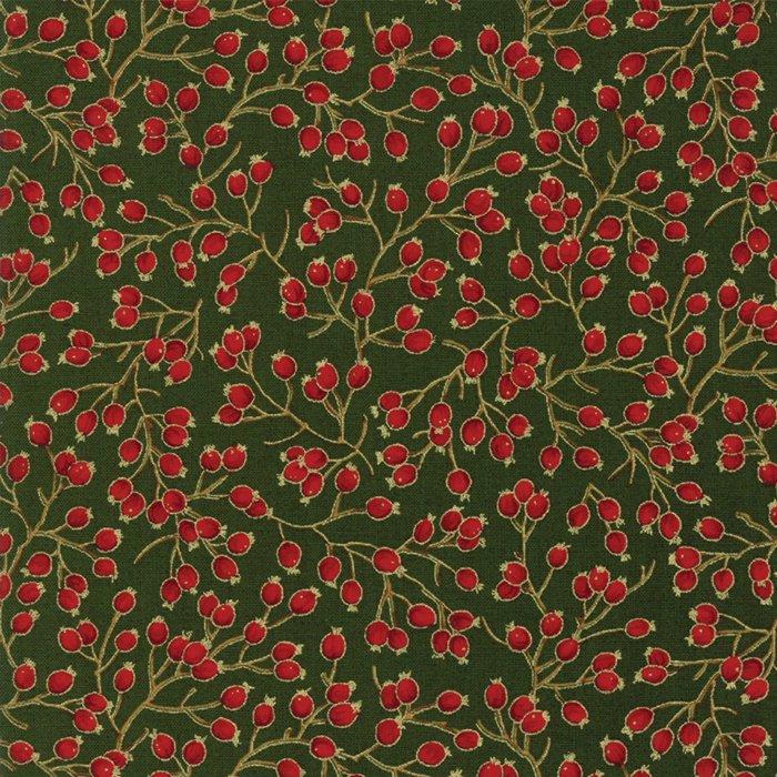 Gilded Greenery Metallic 33335-14M Evergreen