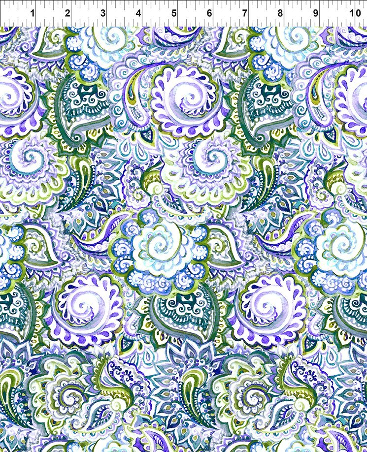 The Leah Collection 3TLC1 Paisley