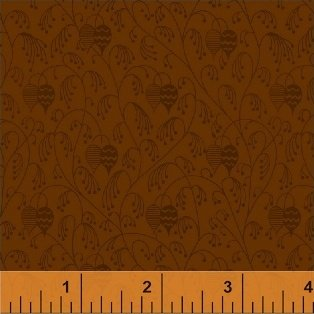 Color Wall 41484A-29 Burnt Umber