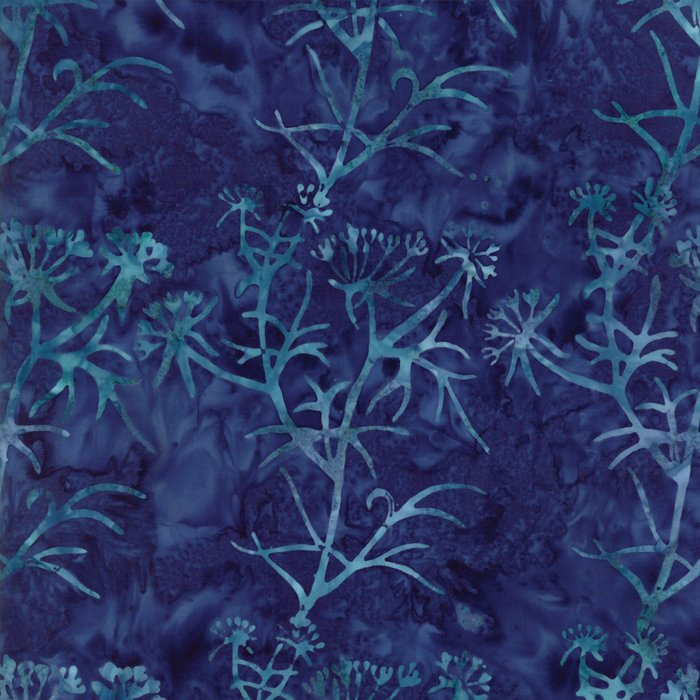 Pumpkin Pie Batiks 42289-68 Twilight