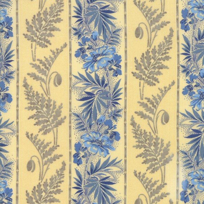 Regency Ballycastle Chintz 42322-11 Sudbury Yellow