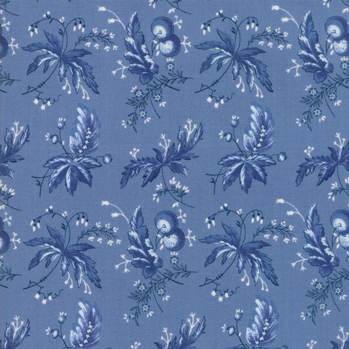 Regency Ballycastle Chintz 42328-13 English Blue