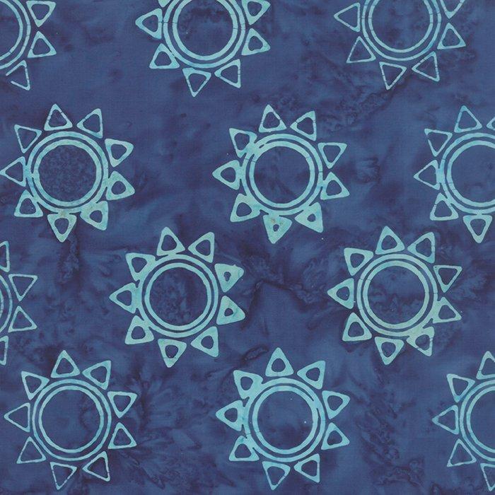 Hometown Girl Batiks 43067-32 True Blue
