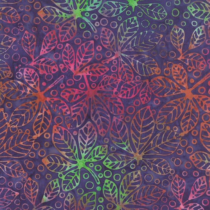 De la Sol Batiks 4337-26 Violet Sunset