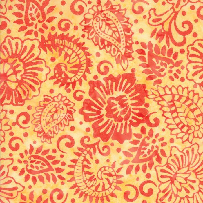 Tiki Batiks 4343-12 Sunshine