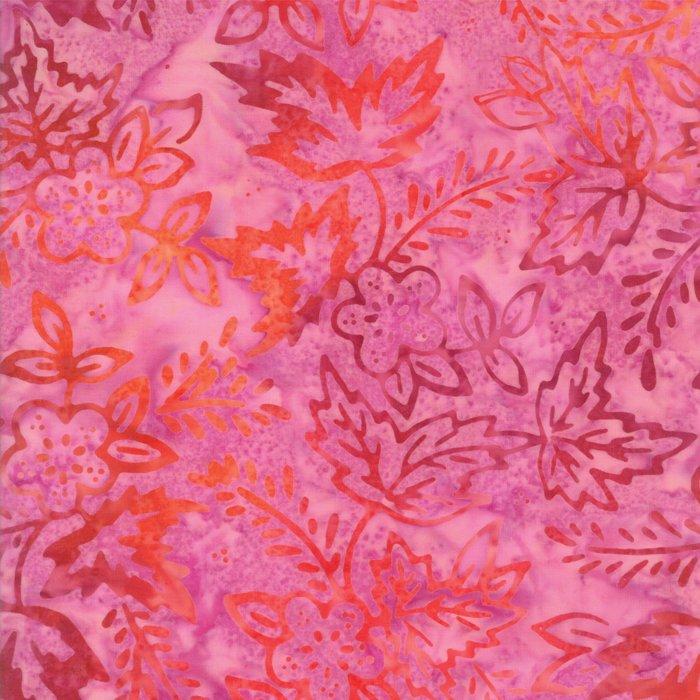 Tiki Batiks 4343-21 Paradise Pink
