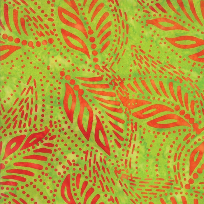 Tiki Batiks 4343-36 Citrus