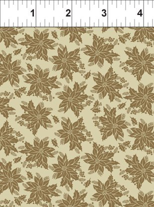 Winter Twist 4WT2 Tan Tonal Floral