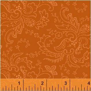 Color Wall 50658-1 Burnt Orange