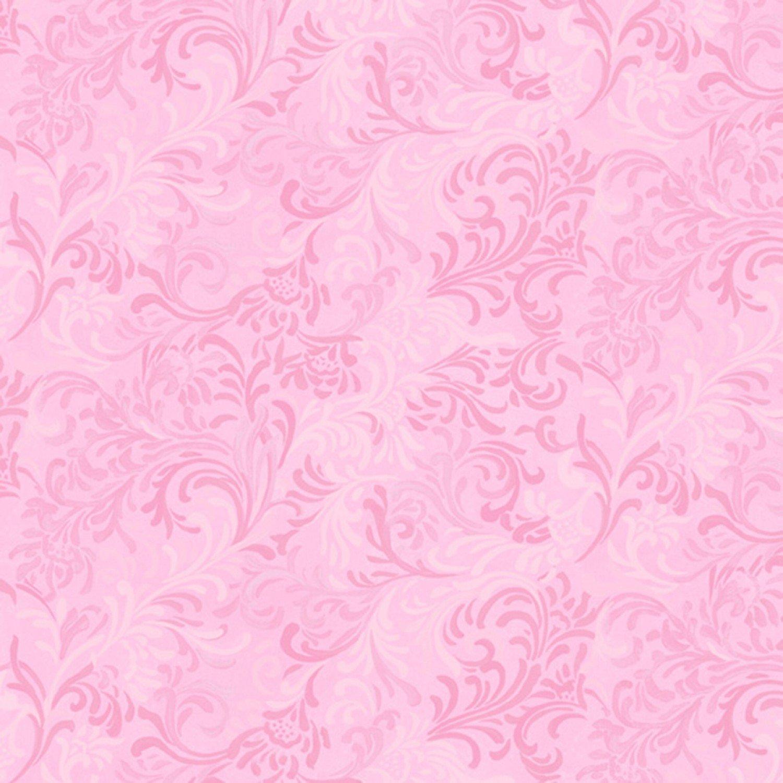 Essentials Flourish Light Pink Embellishment 51000-301