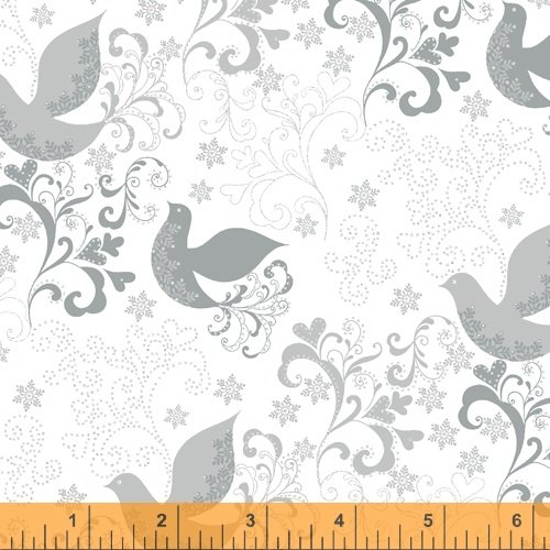 Holiday Village 51775M-2 Song Birds