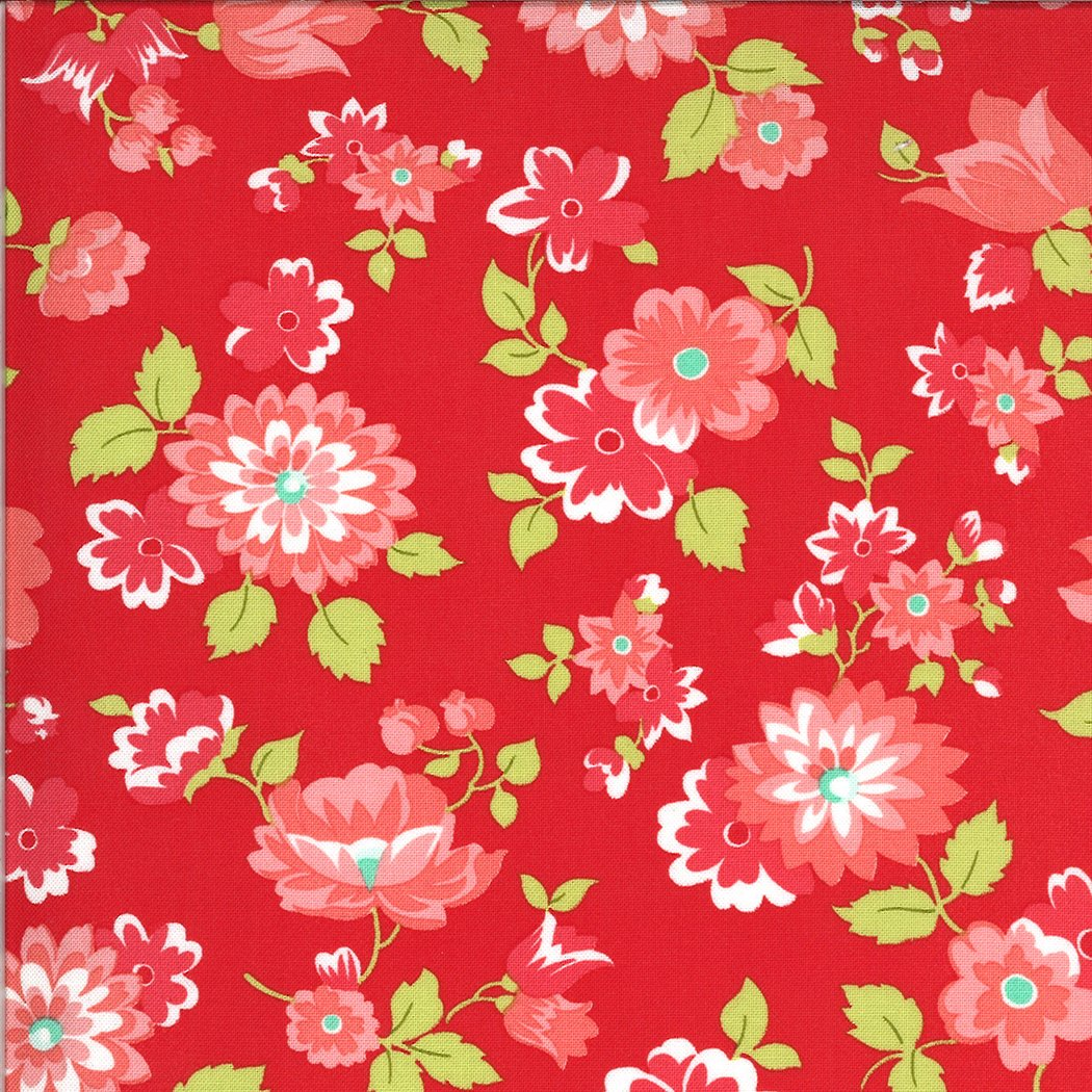 Shine On 55211-11 Blossom Red