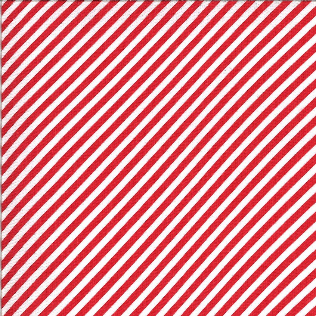 Shine On 55215-11 Stripe Red