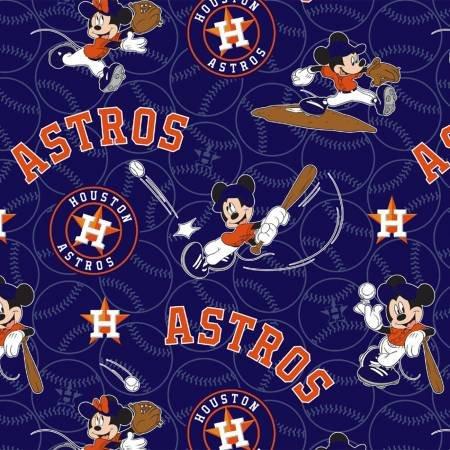 MLB Disney Mickey 60344-B Houston Astros