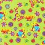 Calyspo Frogs 120-6431
