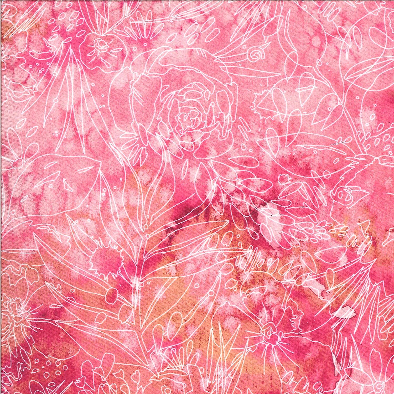 Moody Bloom 8447-13D Digital Fuchsia