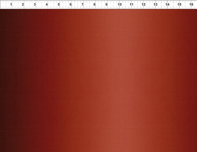 Dreamscapes 8JYD1 Ombre Stripe Red