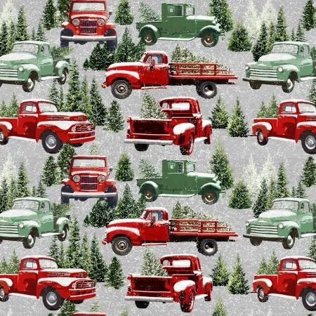 The Tradition Continues 9101-98 Truck Allover Small