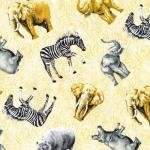 Jungle Party 112-29601 Animal Tonal Skin