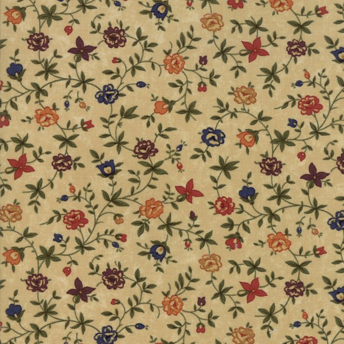 Fresh Cut Flowers 9561-11 Tan
