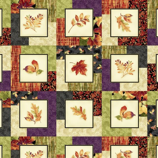 Autumn Spice 931 Panel