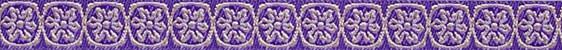 AM-008-9 Waterways Spinning Wheels Lilac/White