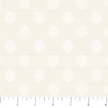 Simply Neutral Wide Backing (108) B-22136-11 (Cream)