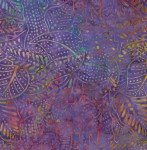 Gecko - Tonga Batiks B6349 Hyacinth