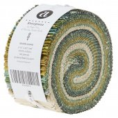 Evergreen Double Scoop (40) 2.5 X 43-44 Strips Rolled