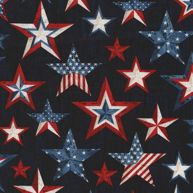 USA C5279 Ink Stars