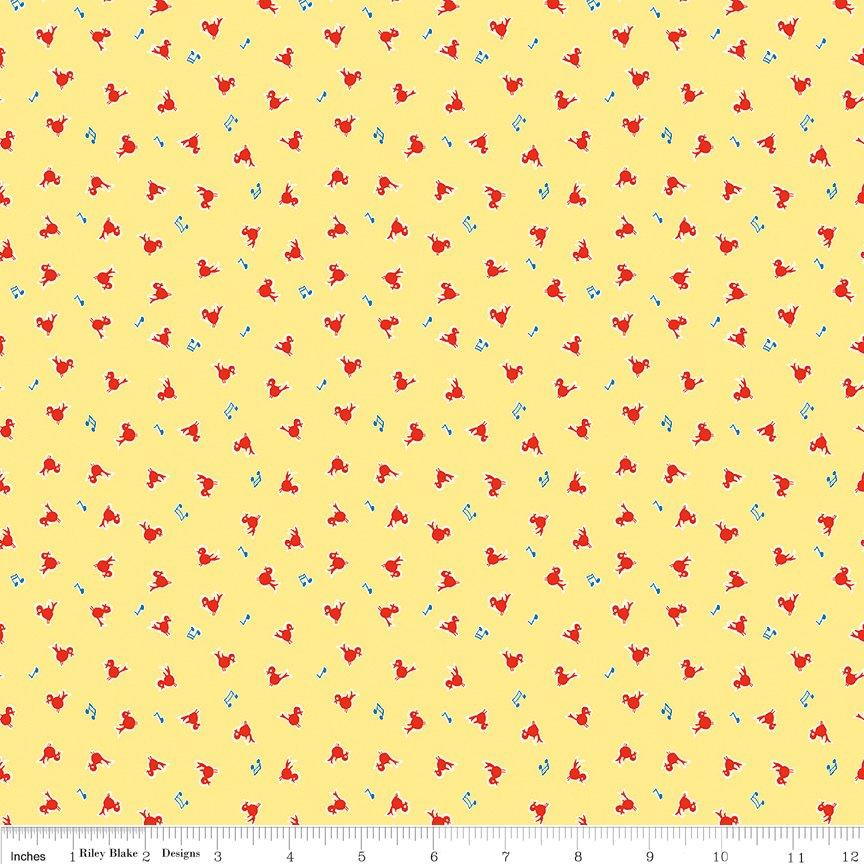Toy Chest 3 C6760 Yellow