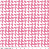 Houndstooth C970-70 Hot Pink