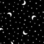 Hocus Pocus CX9742 Glow Boo Moon (Glow in the Dark)
