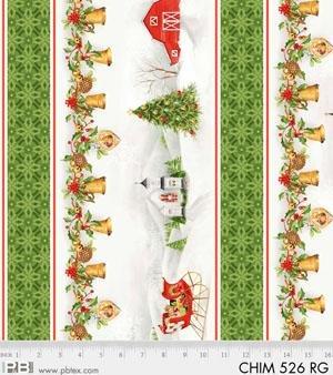 Christmas Chimes 526-RG