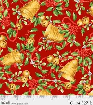 Christmas Chimes 527-R