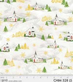 Christmas Chimes 528-LS