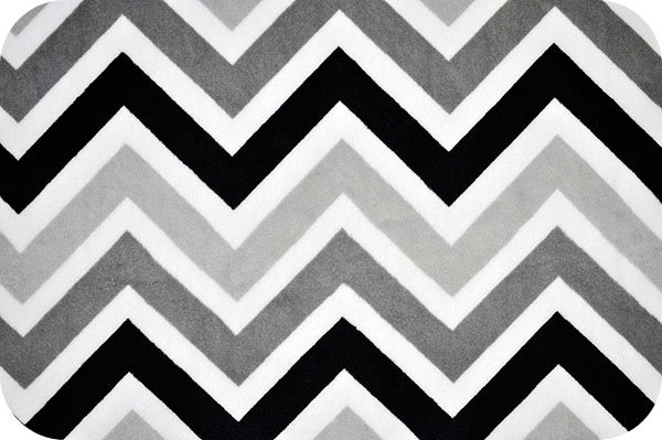 Zig Zag Cuddle CP2800-5 Black/Silver/Snow