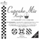 Cupcake Mix Recipe 2 44 Recipe Cards