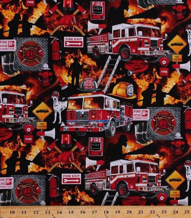 Fire Rescue C5501
