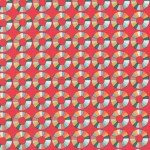Birds & The Bees Eye Candy DC6827 Coral