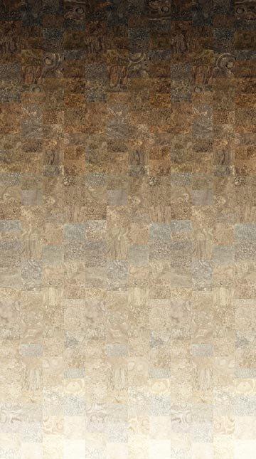 Mighty Pines 22441-38 Brown Digital Print