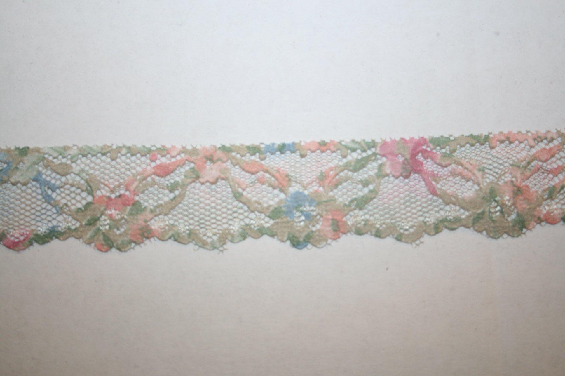 Flat Multi Color 1 Lace