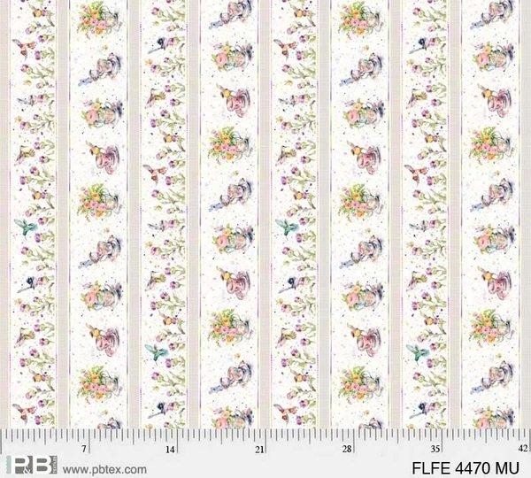 Flowers & Feathers 4470 MU