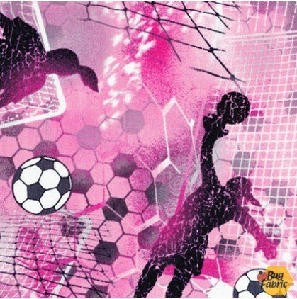 Sports Soccer 29271 Pink/Grey