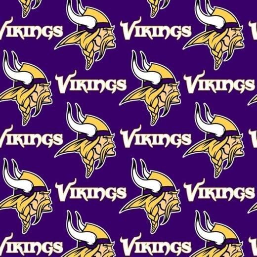 NFL  Minnesota Vikings 6456 D