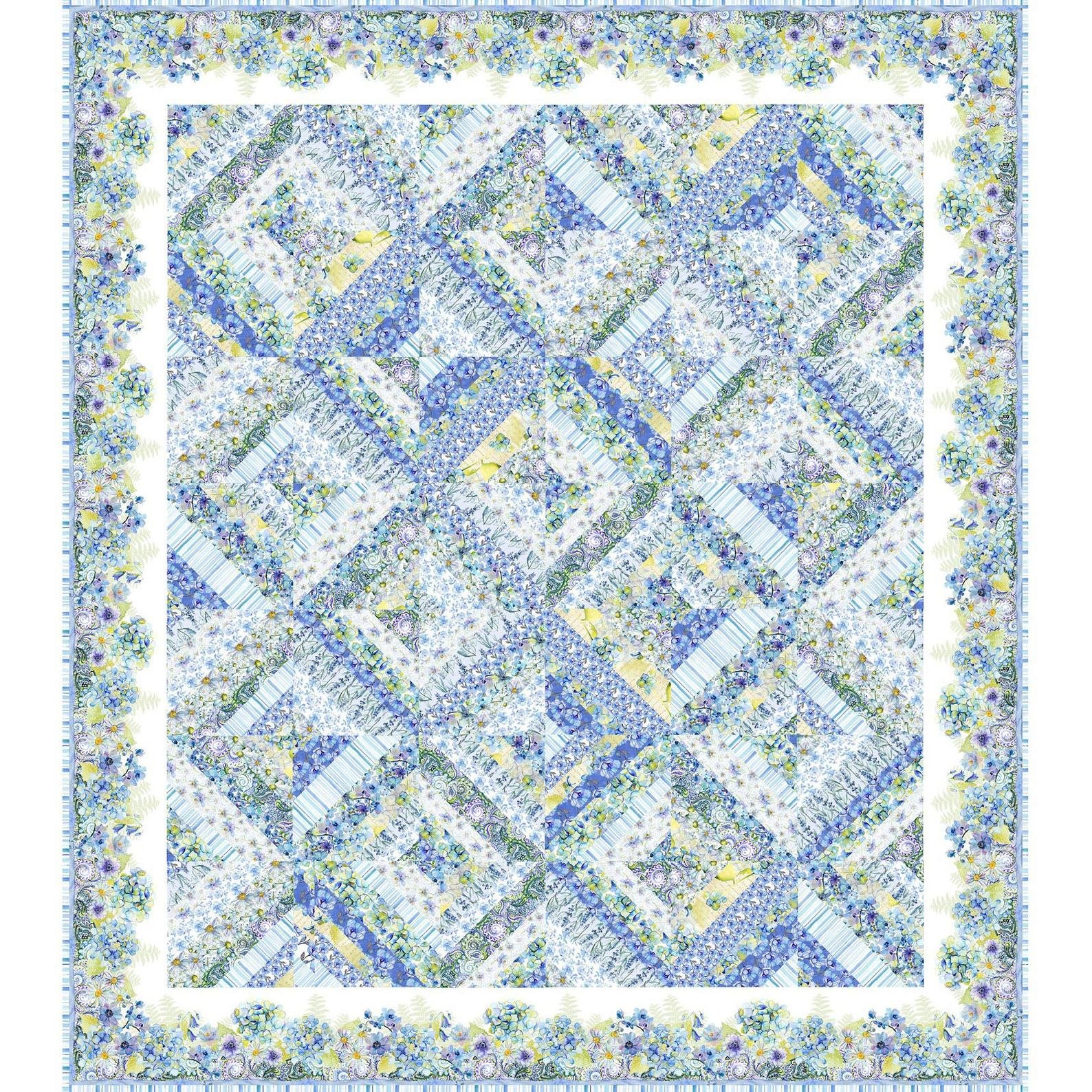 The Leah Collection Quilt Pattern