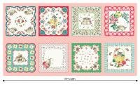 Dear Little World Quilt Gate LW1904-11A Panel