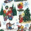 Suzy's Christmas L4183-307 Snow
