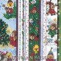 Suzy's Christmas L4184-16 Sky