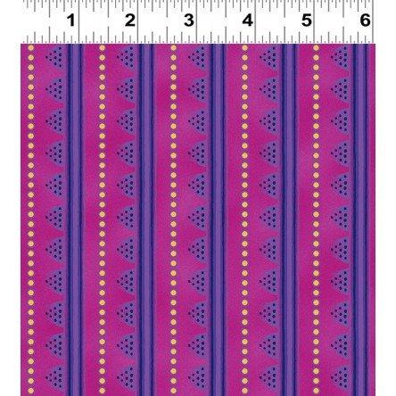 Laurel Land Y1783-78M Dark Fuchsia